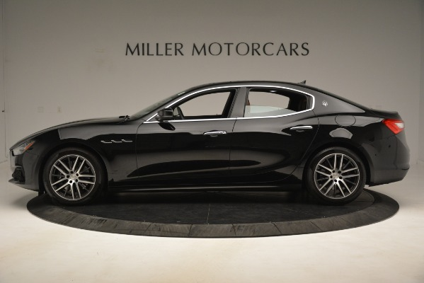 New 2019 Maserati Ghibli S Q4 for sale Sold at Alfa Romeo of Westport in Westport CT 06880 3