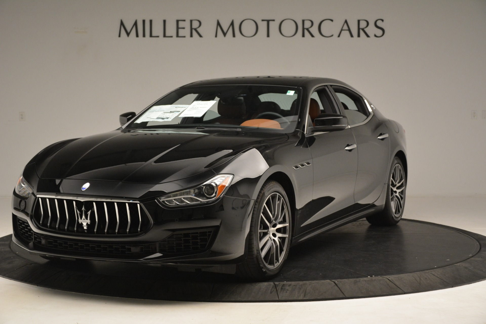 New 2019 Maserati Ghibli S Q4 for sale Sold at Alfa Romeo of Westport in Westport CT 06880 1