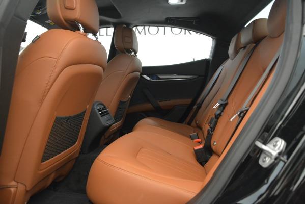 New 2019 Maserati Ghibli S Q4 for sale $55,900 at Alfa Romeo of Westport in Westport CT 06880 19