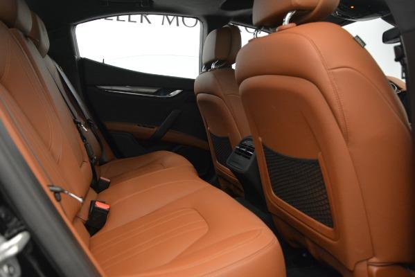 New 2019 Maserati Ghibli S Q4 for sale $55,900 at Alfa Romeo of Westport in Westport CT 06880 27