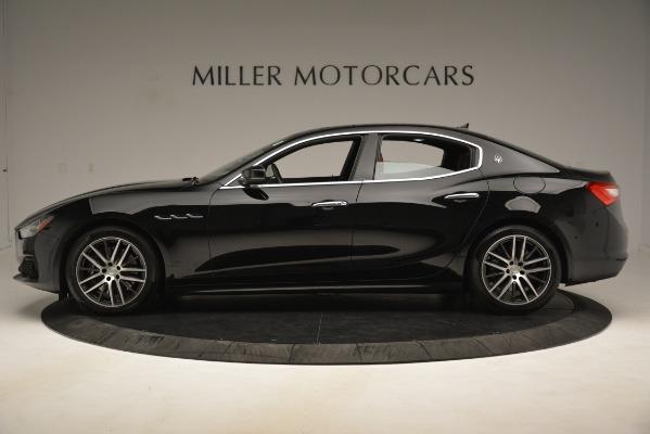New 2019 Maserati Ghibli S Q4 for sale $55,900 at Alfa Romeo of Westport in Westport CT 06880 3