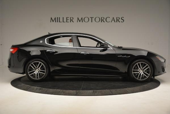 New 2019 Maserati Ghibli S Q4 for sale $55,900 at Alfa Romeo of Westport in Westport CT 06880 9
