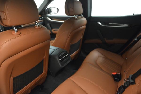 Used 2019 Maserati Ghibli S Q4 for sale $59,900 at Alfa Romeo of Westport in Westport CT 06880 18