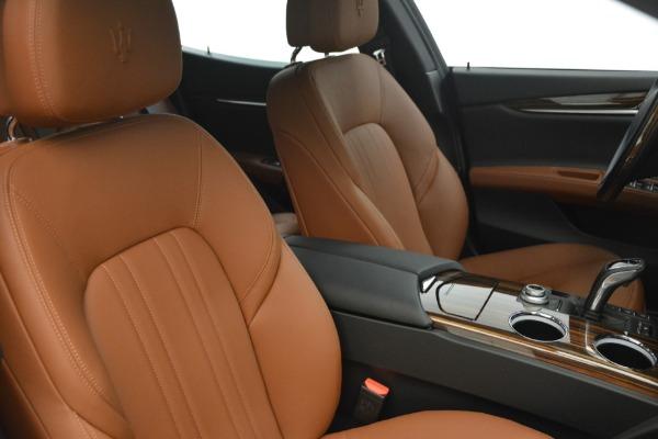 Used 2019 Maserati Ghibli S Q4 for sale $59,900 at Alfa Romeo of Westport in Westport CT 06880 23