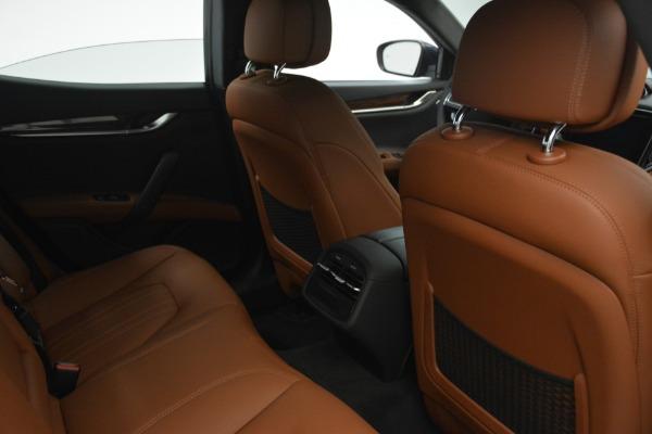 Used 2019 Maserati Ghibli S Q4 for sale $59,900 at Alfa Romeo of Westport in Westport CT 06880 24