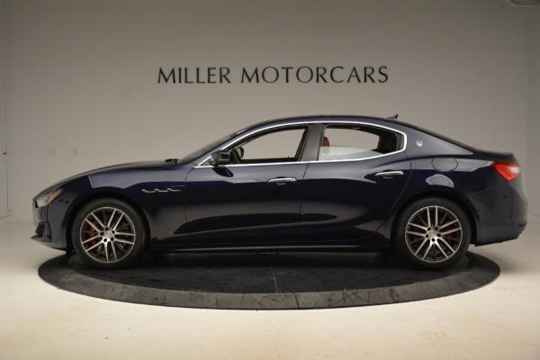 Used 2019 Maserati Ghibli S Q4 for sale $59,900 at Alfa Romeo of Westport in Westport CT 06880 3