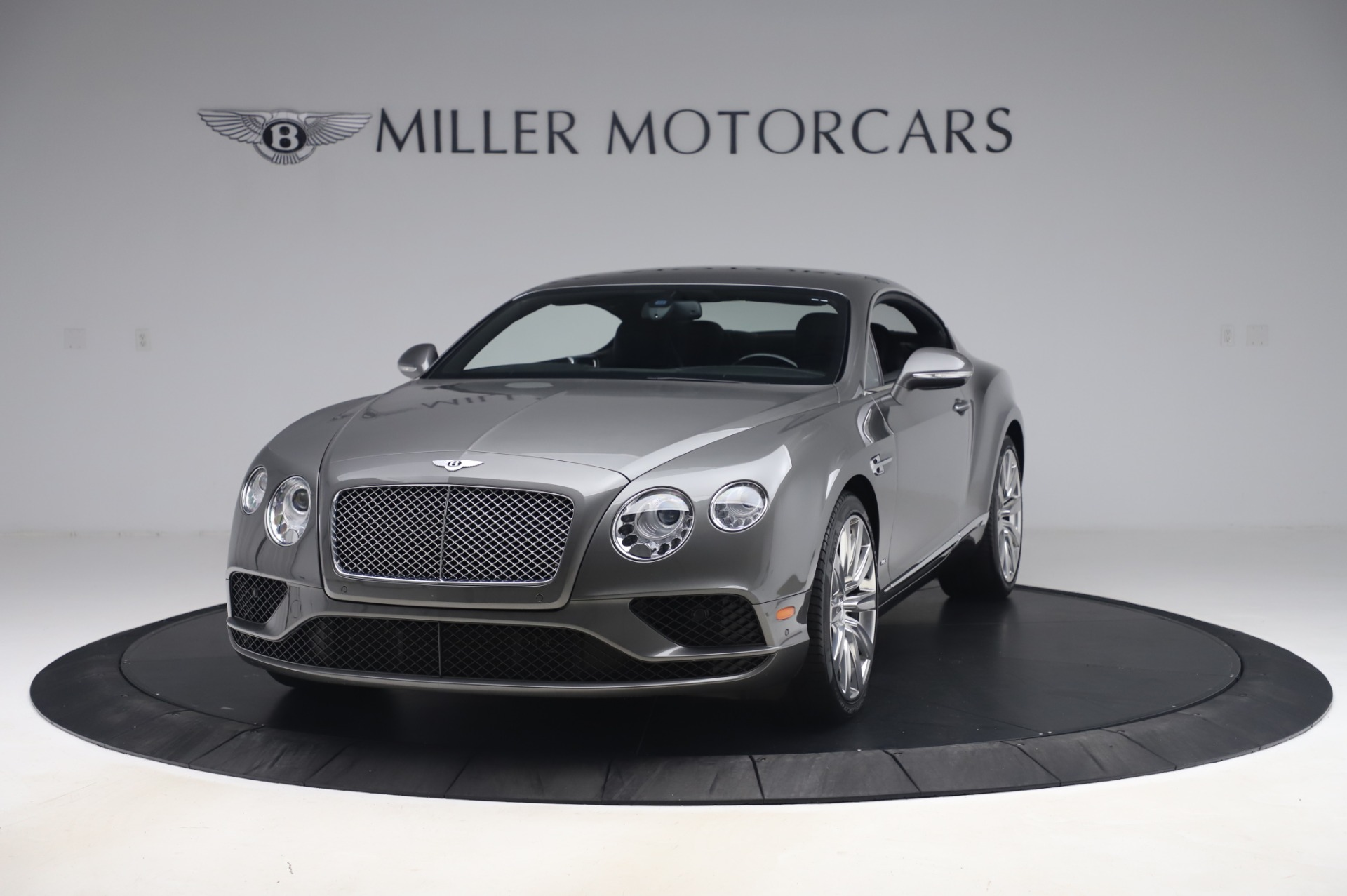 Used 2016 Bentley Continental GT W12 for sale Sold at Alfa Romeo of Westport in Westport CT 06880 1