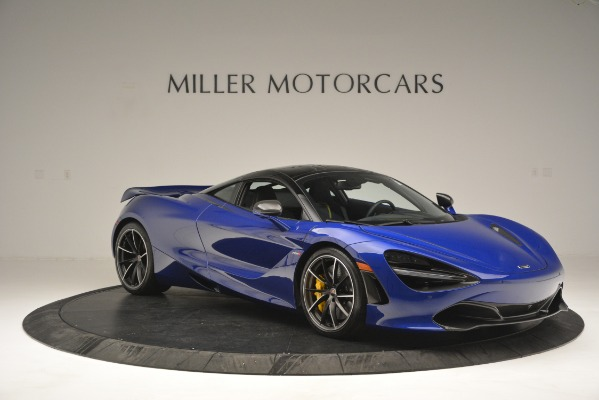Used 2018 McLaren 720S Performance for sale Sold at Alfa Romeo of Westport in Westport CT 06880 10