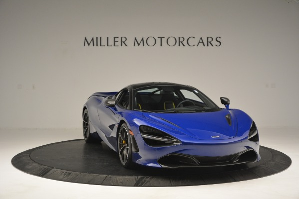 Used 2018 McLaren 720S Performance for sale Sold at Alfa Romeo of Westport in Westport CT 06880 11