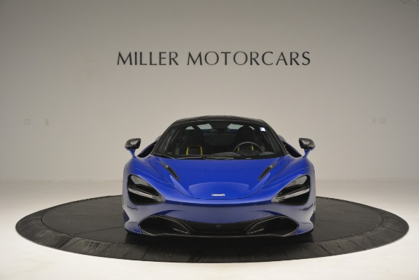 Used 2018 McLaren 720S Performance for sale Sold at Alfa Romeo of Westport in Westport CT 06880 12