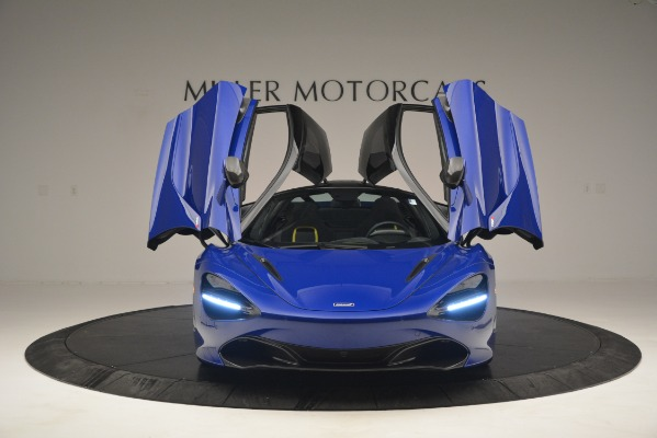 Used 2018 McLaren 720S Performance for sale Sold at Alfa Romeo of Westport in Westport CT 06880 13