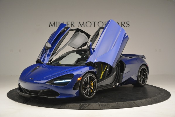 Used 2018 McLaren 720S Performance for sale Sold at Alfa Romeo of Westport in Westport CT 06880 14