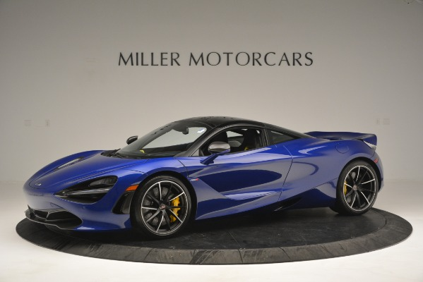 Used 2018 McLaren 720S Performance for sale Sold at Alfa Romeo of Westport in Westport CT 06880 2