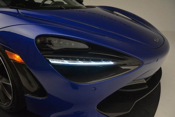 Used 2018 McLaren 720S Performance for sale Sold at Alfa Romeo of Westport in Westport CT 06880 24