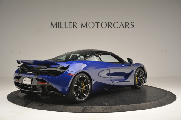 Used 2018 McLaren 720S Performance for sale Sold at Alfa Romeo of Westport in Westport CT 06880 7
