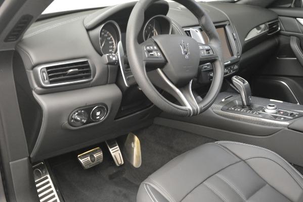 New 2019 Maserati Levante Q4 GranSport for sale Sold at Alfa Romeo of Westport in Westport CT 06880 21