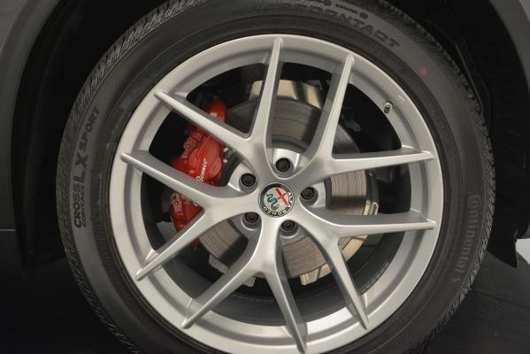 New 2019 Alfa Romeo Stelvio Sport Q4 for sale Sold at Alfa Romeo of Westport in Westport CT 06880 25