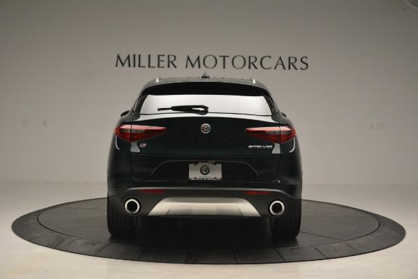 New 2019 Alfa Romeo Stelvio Q4 for sale Sold at Alfa Romeo of Westport in Westport CT 06880 6