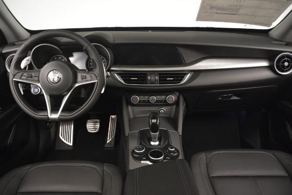 New 2019 Alfa Romeo Stelvio Sport Q4 for sale $49,940 at Alfa Romeo of Westport in Westport CT 06880 16