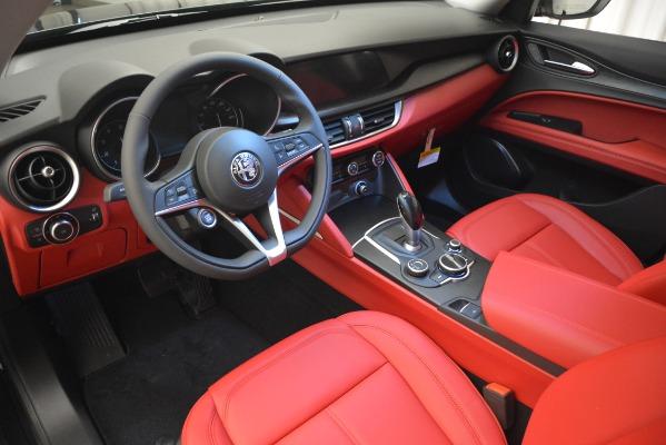 New 2019 Alfa Romeo Stelvio Q4 for sale Sold at Alfa Romeo of Westport in Westport CT 06880 14