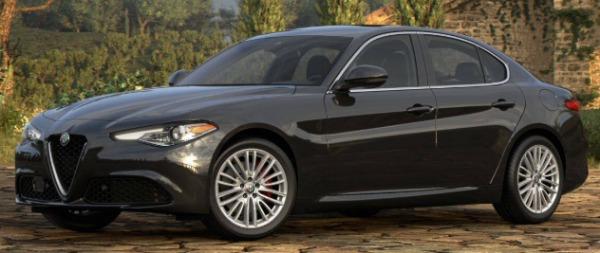 New 2019 Alfa Romeo Giulia Ti Lusso Q4 for sale $51,390 at Alfa Romeo of Westport in Westport CT 06880 1