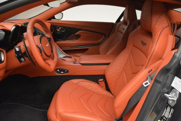 Used 2019 Aston Martin DBS Superleggera Coupe for sale $265,900 at Alfa Romeo of Westport in Westport CT 06880 18