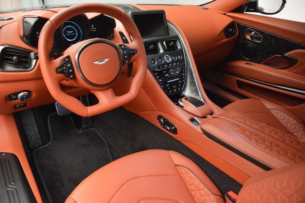 Used 2019 Aston Martin DBS Superleggera Coupe for sale $265,900 at Alfa Romeo of Westport in Westport CT 06880 19