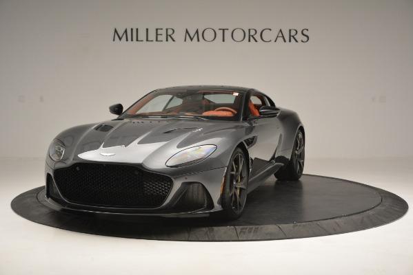 Used 2019 Aston Martin DBS Superleggera Coupe for sale $265,900 at Alfa Romeo of Westport in Westport CT 06880 2