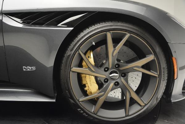 Used 2019 Aston Martin DBS Superleggera Coupe for sale $265,900 at Alfa Romeo of Westport in Westport CT 06880 23