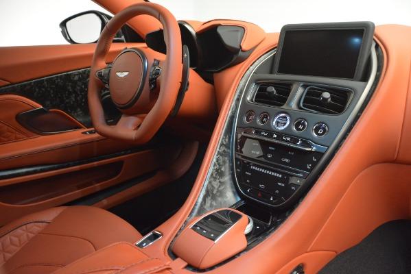 Used 2019 Aston Martin DBS Superleggera Coupe for sale $265,900 at Alfa Romeo of Westport in Westport CT 06880 24