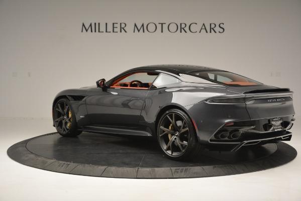 Used 2019 Aston Martin DBS Superleggera Coupe for sale $265,900 at Alfa Romeo of Westport in Westport CT 06880 4