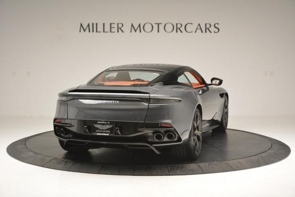 Used 2019 Aston Martin DBS Superleggera Coupe for sale $265,900 at Alfa Romeo of Westport in Westport CT 06880 7