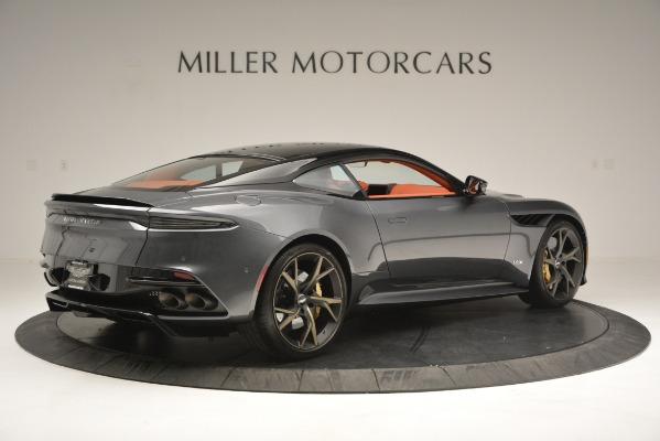 Used 2019 Aston Martin DBS Superleggera Coupe for sale $265,900 at Alfa Romeo of Westport in Westport CT 06880 8
