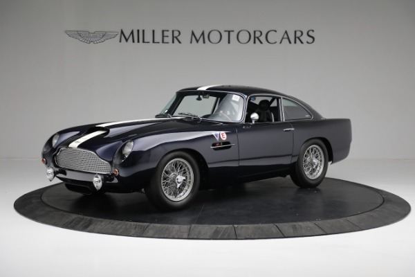 Used 2018 Aston Martin DB4 GT for sale Call for price at Alfa Romeo of Westport in Westport CT 06880 1