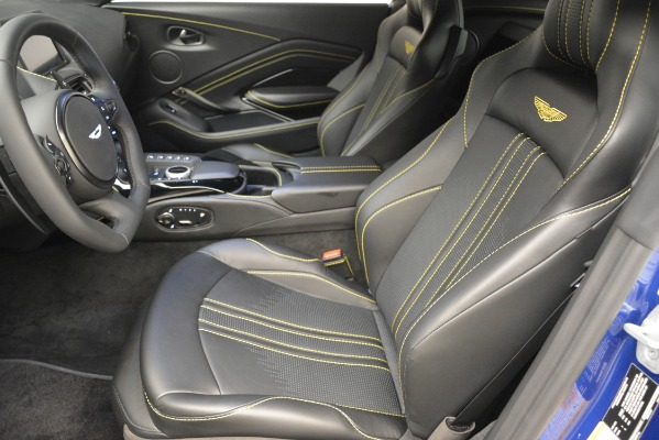 New 2019 Aston Martin Vantage for sale Sold at Alfa Romeo of Westport in Westport CT 06880 15