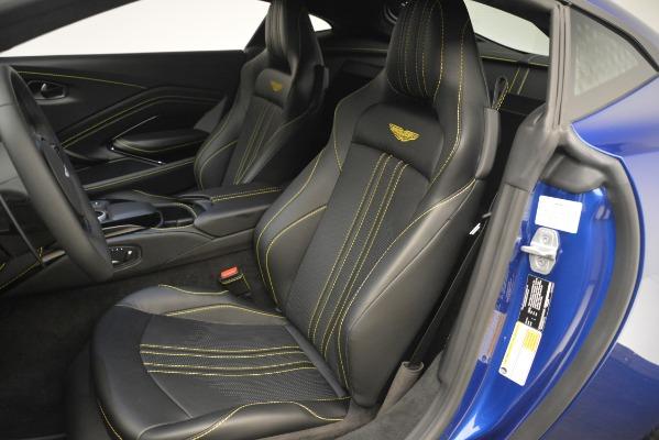 New 2019 Aston Martin Vantage for sale Sold at Alfa Romeo of Westport in Westport CT 06880 16