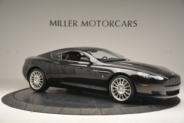 Used 2006 Aston Martin DB9 Coupe for sale Sold at Alfa Romeo of Westport in Westport CT 06880 10
