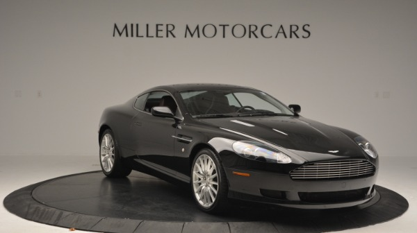 Used 2006 Aston Martin DB9 Coupe for sale Sold at Alfa Romeo of Westport in Westport CT 06880 11