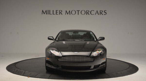 Used 2006 Aston Martin DB9 Coupe for sale Sold at Alfa Romeo of Westport in Westport CT 06880 12