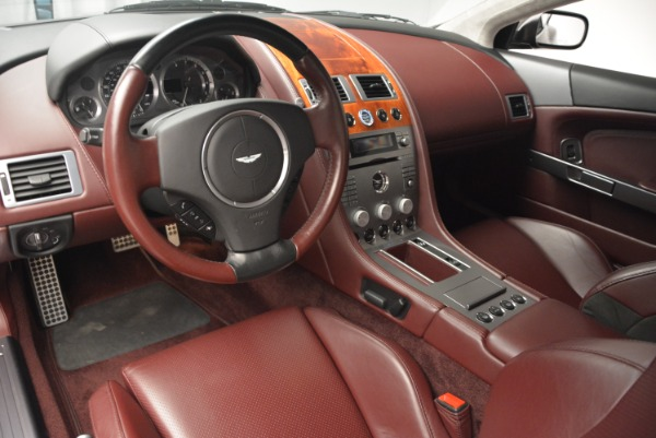 Used 2006 Aston Martin DB9 Coupe for sale Sold at Alfa Romeo of Westport in Westport CT 06880 14