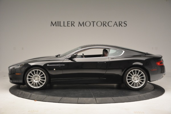 Used 2006 Aston Martin DB9 Coupe for sale Sold at Alfa Romeo of Westport in Westport CT 06880 3