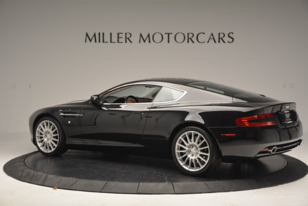 Used 2006 Aston Martin DB9 Coupe for sale Sold at Alfa Romeo of Westport in Westport CT 06880 4