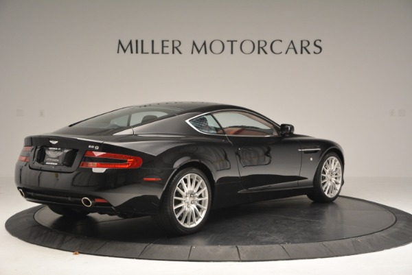Used 2006 Aston Martin DB9 Coupe for sale Sold at Alfa Romeo of Westport in Westport CT 06880 8