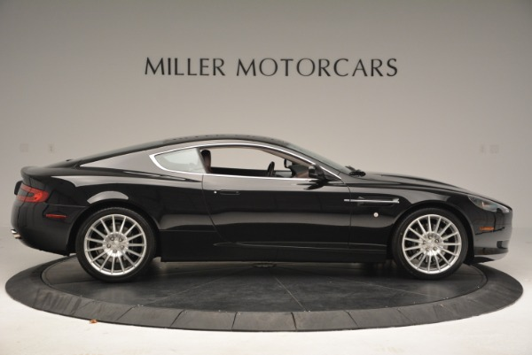 Used 2006 Aston Martin DB9 Coupe for sale Sold at Alfa Romeo of Westport in Westport CT 06880 9