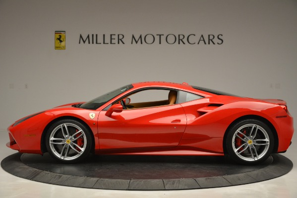 Used 2016 Ferrari 488 GTB for sale Sold at Alfa Romeo of Westport in Westport CT 06880 3