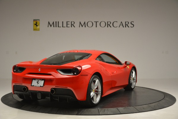 Used 2016 Ferrari 488 GTB for sale Sold at Alfa Romeo of Westport in Westport CT 06880 7