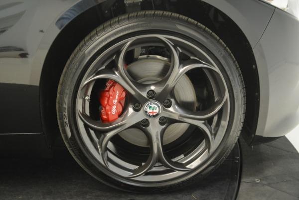 New 2019 Alfa Romeo Giulia Ti Sport Q4 for sale Sold at Alfa Romeo of Westport in Westport CT 06880 25