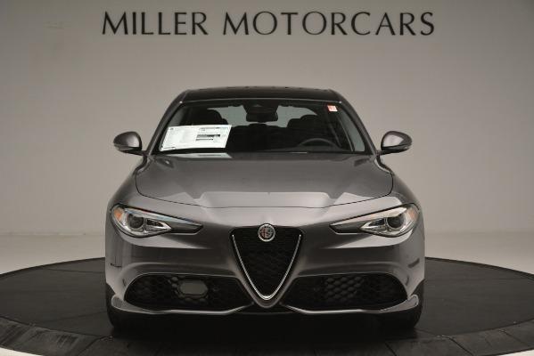 New 2019 Alfa Romeo Giulia Ti Sport Q4 for sale Sold at Alfa Romeo of Westport in Westport CT 06880 12