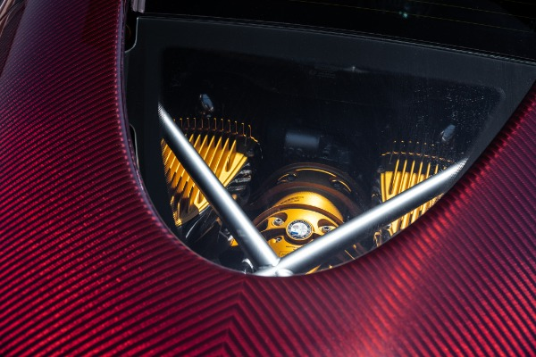Used 2014 Pagani Huayra Tempesta for sale Call for price at Alfa Romeo of Westport in Westport CT 06880 11