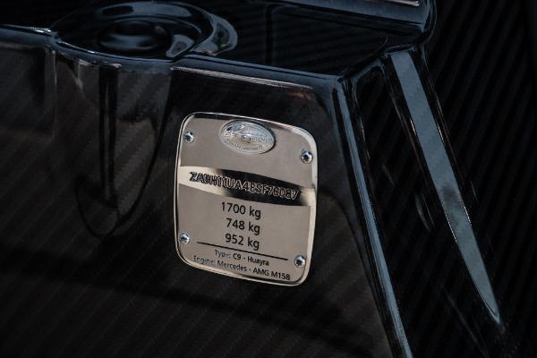 Used 2014 Pagani Huayra Tempesta for sale Call for price at Alfa Romeo of Westport in Westport CT 06880 18